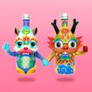 ABSOLUT UNION. Un proyecto de Diseño de personajes y Escultura de Jumping Lomo - 18.08.2021