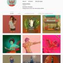 Il mio progetto del corso: Creazione di un portfolio di illustrazione su Instagram. Um projeto de Ilustração, Social Media, Ilustração digital, Desenvolvimento de Portfólio, Instagram e Design para Redes Sociais de Gianluca Manna - 20.08.2021