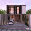 Casa Marisol, Proyecto Habitacional en Jalisco, México. Um projeto de Arquitetura de Israel Á. Lomelí - 20.08.2021