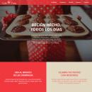 Mi Proyecto del curso: Introducción al Desarrollo Web Responsive con HTML y CSS. Un proyecto de Diseño Web, Desarrollo Web, CSS y HTML de Israel Jair De la Cruz Rivera - 16.08.2021