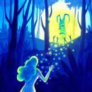 Mi Proyecto del curso: Técnicas de color e iluminación con pintura acrílica . Un proyecto de Ilustración, Pintura, Creatividad, Ilustración infantil, Pintura acrílica e Ilustración botánica de Viridiana Benitez Mendoza - 21.08.2021