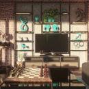 B O L D. Um projeto de Design, 3D, Arquitetura, Direção de arte, Arquitetura de interiores e Design de interiores de Omar Hesham - 22.08.2021