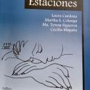 Cuatro estaciones: un libro de cuentos entre amigas. Um projeto de Escrita e Design editorial de Cecilia Magaña Chávez - 08.09.2016