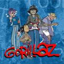 Infografía Gorillaz: Creación de infografías animadas. Un proyecto de Animación, Diseño interactivo, Infografía y Diseño digital de Julio Andrés Pérez Arias - 21.12.2021