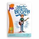 Diario di un giovane Rocker. Un progetto di Illustrazione, Progettazione editoriale e Illustrazione digitale di Alessandra Stanga - 08.07.2021