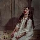 The 1348. A Post-production, Photo retouching, Portrait photograph, Studio Photograph, Fine-art photograph, Photomontage, and Self-Portrait Photograph project by Ana Ramirez - 03.14.2020