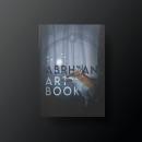 Abrhyan Artbook. Un proyecto de Diseño, Ilustración, Diseño editorial, Ilustración digital, Concept Art y Matte Painting de Abraham Yañez - 02.09.2021