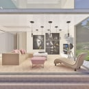 Dream Home. Um projeto de Arquitetura e Design de interiores de Silvestra Gjeçi - 01.09.2021
