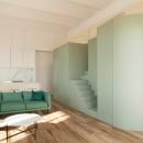 LOFT . Um projeto de Arquitetura e Design de interiores de Ana García - 06.09.2021