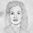 My Work. Un projet de Dessin au cra, on , et Dessin de portrait de Raquel Esparza Macias - 17.03.2020