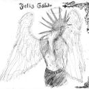 vibrada. Um projeto de Desenho de tatuagens, Instagram e Ilustração de Dení - 12.02.2021