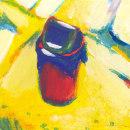 larataleal. Um projeto de Pintura Acrílica, Pintura e Instagram de Dení - 29.07.2020