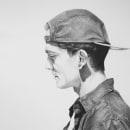 Realistic Pencil Portraits. Un progetto di Illustrazione, Belle arti, Disegno a matita, Disegno , e Disegno di ritratto di Alan Coulson - 30.08.2021
