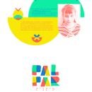 Mi Proyecto del curso: Dirección de arte para branding visual creativo. Um projeto de Direção de arte, Br, ing e Identidade e Design gráfico de Larry Morales - 08.09.2021