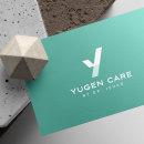 Yugen Care. Un progetto di Direzione artistica, Br, ing e identità di marca, Consulenza creativa , e Graphic Design di Ziad Al Halabi - 28.08.2021