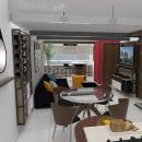 Loft Llano Alto. Um projeto de Arquitetura, Design de móveis, Arquitetura de interiores e Design de interiores de Mariana Santacruz - 17.07.2021