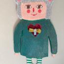 My project in Paper Mache for Beginners: Sculpt a Colorful Character course. Un progetto di Character Design, Design di giocattoli , e Art To di Linda Ekvall - 13.09.2021