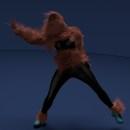 Meu projeto do curso: Animação 3D para não animadores com o Cinema4D. Un proyecto de Motion Graphics, 3D, Animación, Animación de personajes y Animación 3D de Thiago Machado de Brito - 14.09.2021