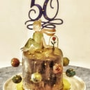 Mi Proyecto del curso: Cake design: técnicas decorativas modernas. Un proyecto de Diseño, DIY y Food design de Ana Maria Posada - 14.09.2021