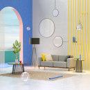 Tienda Móvil Tamarindo. Um projeto de Ilustração, 3D, Direção de arte, Design industrial, Arquitetura de interiores, Design de interiores, Design de cenários, Decoração de interiores, 3D Design e Interiores de Francisco Cortés - 13.06.2021