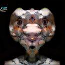Mi pareidolia de una foto hecha un personaje , efecto espejo ( tortuga ). Un progetto di Character Design di Cristian Bolton - 18.09.2021