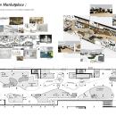 The Garden Marketplace. Um projeto de Design de espaços comerciais de Phiphak Christopher - 21.09.2021