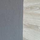 estantería con escritorio de madera y metal. Un proyecto de Diseño de muebles de Julio Belmar - 19.09.2021