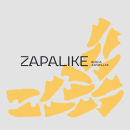 Zapalike - Busca Zapatillas. A Br, ing, Identit, Packaging, and Logo Design project by Bee Comunicación - 09.24.2021