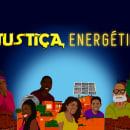 Justiça Energética. Un proyecto de Pintura digital, Ilustración y Diseño de Natalia De Souza Flores - 21.09.2021