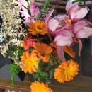 Mi Proyecto del curso: Diseño y creación de composiciones florales. Um projeto de Design de interiores, Paisagismo, Decoração de interiores, DIY e Design floral e vegetal de Diana Romeo - 26.09.2021