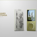 Microsoft Zune. Um projeto de Ilustração de Alvaro Arteaga - 27.09.2021