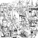 Croquis Personales. Um projeto de Desenho de Alvaro Arteaga - 27.09.2021