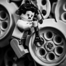 Brick Movies. Um projeto de Fotografia de Frederique RUBY - 01.11.2019