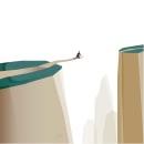 31Days 31Drawings 2021 . Un proyecto de Ilustración de Enrique Torralba - 19.09.2021