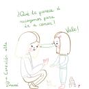 31Days 31Drawings 2021. Um projeto de Ilustração e Comic de Nancy Fernández Pérez - 01.10.2021