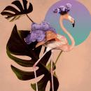 31Days31Drawings2021. Un proyecto de Ilustración de Arianna Montilla - 20.09.2021