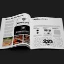 215 Vinatería . A Design, Br, ing & Identit project by Santiago Pellegrini - 10.05.2021
