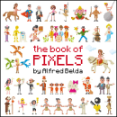 The book of pixels. Un proyecto de Pixel art de Alfred Belda Demanuela - 10.02.2021