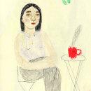 Mi Proyecto del curso: De principiante a superdibujante. Um projeto de Design, Ilustração, Desenho a lápis e Desenho de India Toctli - 08.10.2021