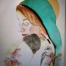 Mi Proyecto del curso: Retrato ilustrado en acuarela. Um projeto de Ilustração, Artes plásticas, Pintura, Desenho, Pintura em aquarela, Ilustração de retrato, Desenho de Retrato e Desenho artístico de Desirée Serna - 11.10.2021