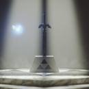 Master Sword/Temple of time. Un proyecto de 3D, Modelado 3D, Videojuegos y Corrección de color de Jose Monteros - 04.10.2021