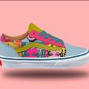 Vans Andy Warhol. Um projeto de Moda, Design gráfico, Design de calçados, Design de moda, Estampagem e Ilustração têxtil de Carlos Taboada - 12.02.2020