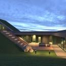 Mi Proyecto del curso: Render arquitectónico de exteriores con V-Ray. Um projeto de 3D, Arquitetura, Modelagem 3D, Arquitetura digital, 3D Design e Visualização arquitetônica de juangleezz5 - 18.10.2021