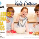 Taller de cocina para niños. Un progetto di Pubblicità di Ana Arcia - 17.10.2021