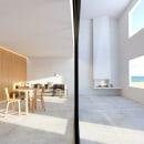 Casa Maresía. Um projeto de Design de interiores e Arquitetura de interiores de Ana Karina Soto Santo Domingo - 20.10.2021