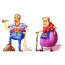 Mi Proyecto del curso: Introducción al diseño de personajes para animación y videojuegos. Un proyecto de Ilustración, Animación, Diseño de personajes, Videojuegos y Diseño de videojuegos de Viridiana Benitez Mendoza - 20.10.2021