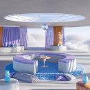 My project in Interior ArchViz: Create Surreal 3D Designs with Blender course. Um projeto de Arquitetura, Arquitetura de interiores, Arquitetura digital e Visualização arquitetônica de Jose Monteros - 22.10.2021