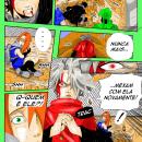 """""""Maná No Chikara"""". Um projeto de Ilustração, Design de personagens, Comic, Desenho a lápis, Desenho e Desenho mangá de Pábulo Xavier Gomes - 23.10.2021"""