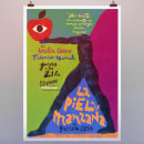 La piel de la manzana - Teatro. Um projeto de Design de cartaz e Design de ZORZAL - 26.10.2021