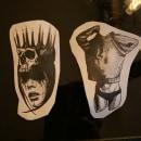 Mi Proyecto del curso: Tatuaje para principiantes. A Tattoodesign project by daroc22 - 25.10.2021
